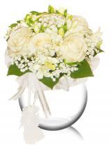 Пример свадебного букета